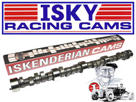 Ed Iskenderian Isky Racing Cams Metal Sign - $30.00