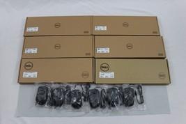 Lot of 6 NEW Dell Keyboard KB216 USB 104-Key Keyboard & 6 Dell MS111 USB... - €79,27 EUR