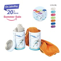 JohnPey Cooling Towel – 2Pack High-Performance Personal Instant Cool Tow... - $13.26