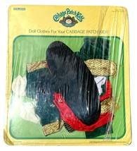 VTG CPK Cabbage Patch Kids World Traveler Spain Bull Matador Outfit 401843 NOS - $49.99