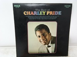 CHARLEY PRIDE - THE BEST Of CHARLEY PRIDE - 1969 LP VINYL RECORD ALBUM  - $9.98