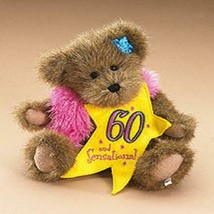 "Boyds Bears ""SENSATIONAL!"" #903170- 8"" Plush Bear- New - $22.99"