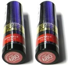 Revlon Super Lustrous Lipstick Creme Temptress #680 (Pack Of 2) - $19.59