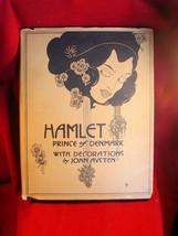 Hamlet Prince of Denmark by Shakespeare in jacket (fantastic John Austen... - $1,465.10