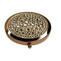 Nordstrom Sparkling Rhinestone Jeweled Mirror Compact - $28.98