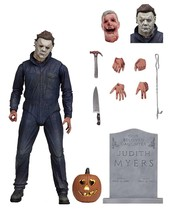 """Michael Myers Ultimate Action Figure by NECA 7"""" Scale 2018 Halloween Movie - £28.57 GBP"""