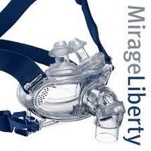 ResMed Liberty Full Face CPAP Mask with Headgear - $200.00