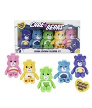 Care Bears 2020 Special Edition Collection Set of 5 Walmart Exclusive Ha... - $67.72
