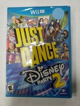 BRAND NEW & SEALED Just Dance Disney Party 2 for Nintendo Wii U Dancing ... - $6.14