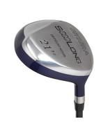 Pour Homme Integra Sooolong 21 en Bois Club Golf, X Rigide Flexible Grap... - $68.26