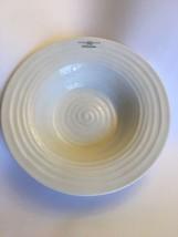 Portmeirion Sophie Conran Bistro Bowl, White, NWT Portmerion White Servi... - $17.65