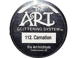 The Art Institute Glittering System, Carnation Glitter #112 image 2