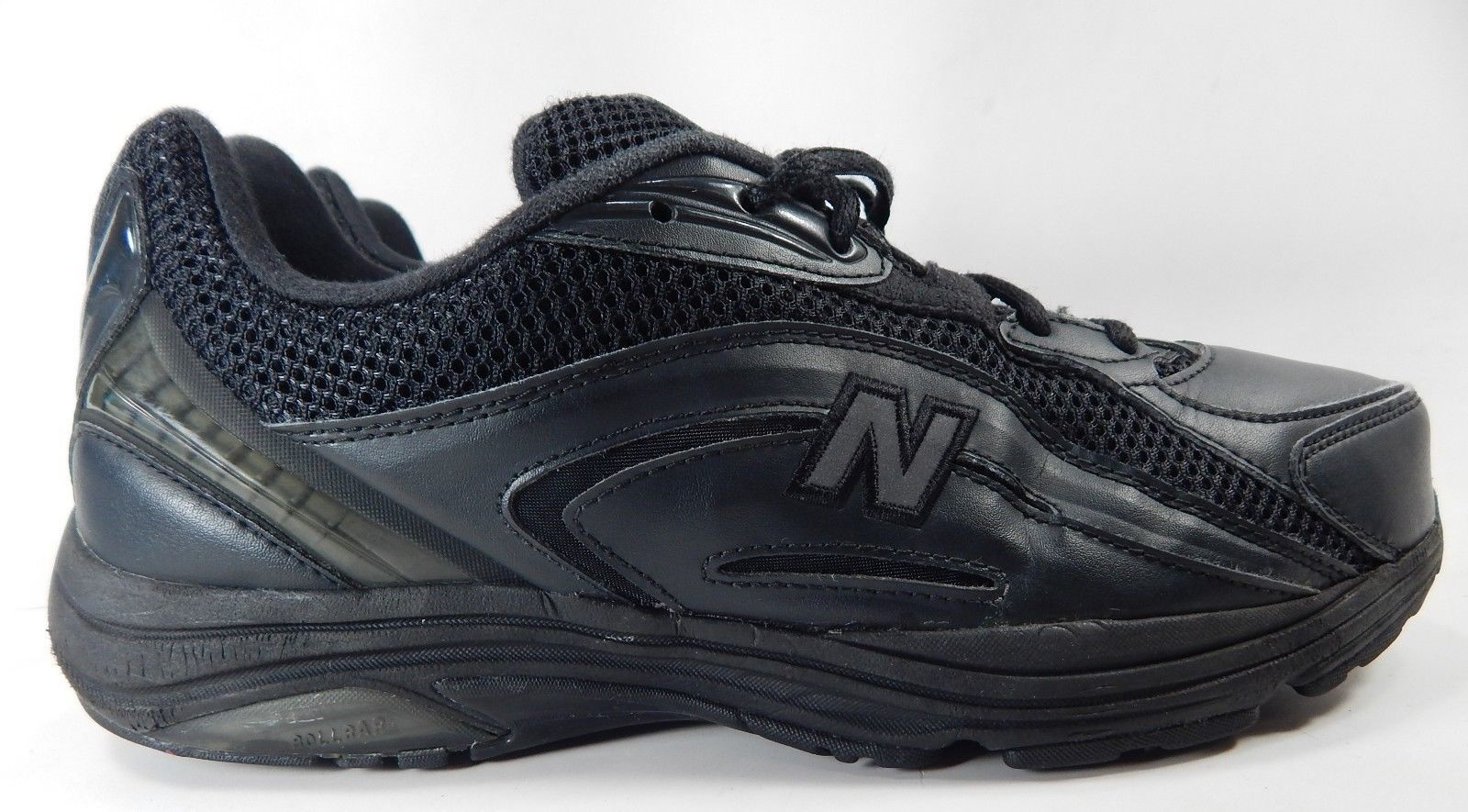 New Balance 846 Size US 9 2E WIDE EU 42.5 Men's Walking Shoes Black MW846BK