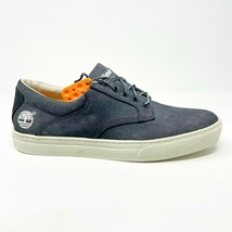 Timberland Earthkeepers EX Cup Ox Black Canvas Mens Sneakers 45589 - $64.95