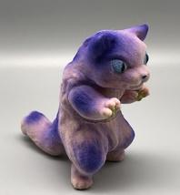 Max Toy Flocked Purple Nekoron image 1