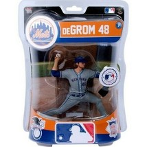 Jacob DeGrom New York Mets Imports Dragon Figure MLB NIB Series 9 Amazins - $22.27