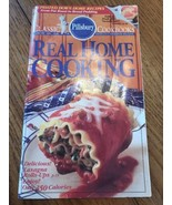 Pillsbury Real Home Cooking Vintage Cookbook Paperback Ships N 24h - $24.73