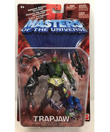 """Masters of the Universe Trapjaw 5.5"""" Figure Green Body Variant - Mattel ... - $38.70"""