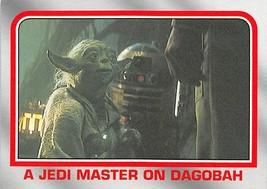 2004 Topps Heritage Star Wars #33 A Jedi Master On Dagobah > Yoda > R2-D2  - $0.99