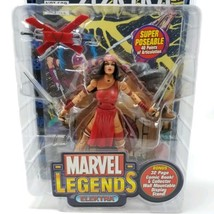 Marvel Legends Elektra Action Figure Series IV 2003 Toy Biz Daredevil Co... - $24.99