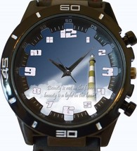 Lighthouse Beauty New Gt Series Sports Unisex Watch - £33.36 GBP