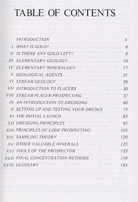 Gold Prospector's Handbook
