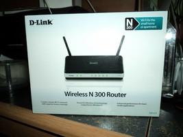 D-Link DIR-615 300 N  Mbps 4-Port 10/100 Wireless N Router - $13.10
