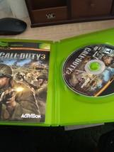 MicroSoft XBox Call Of Duty 3 image 2
