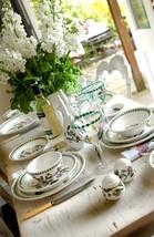 Portmeirion Botanic Garden Pasta Bowls Set/6 Assorted MOTIFS MADE IN ENG... - $588.90