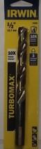 """Irwin 73332 1/2"""" TurboMax Jobber Length Drill Bit - $4.95"""