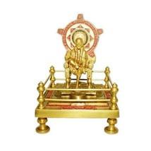 Aaradhi Divya Mantra Shirdi Saibaba Yantra Chowki - $55.89