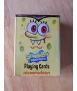 Bicycle Nickelodeon Spongebob Squarepants Mini Playing Cards - $6.64