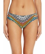 Jessica Simpson Dakota Reversible Split Sides Bikini Bottom Small - $14.84