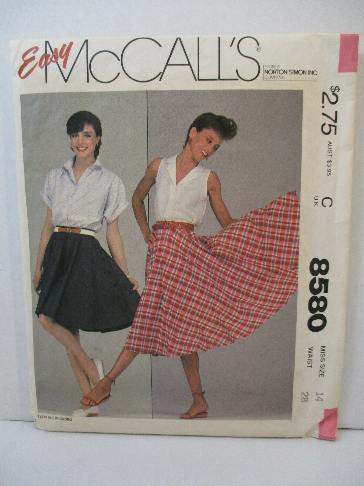 McCall/'s 8048 Misses/' Dress and Jacket in Two Lengths   Sewing Pattern
