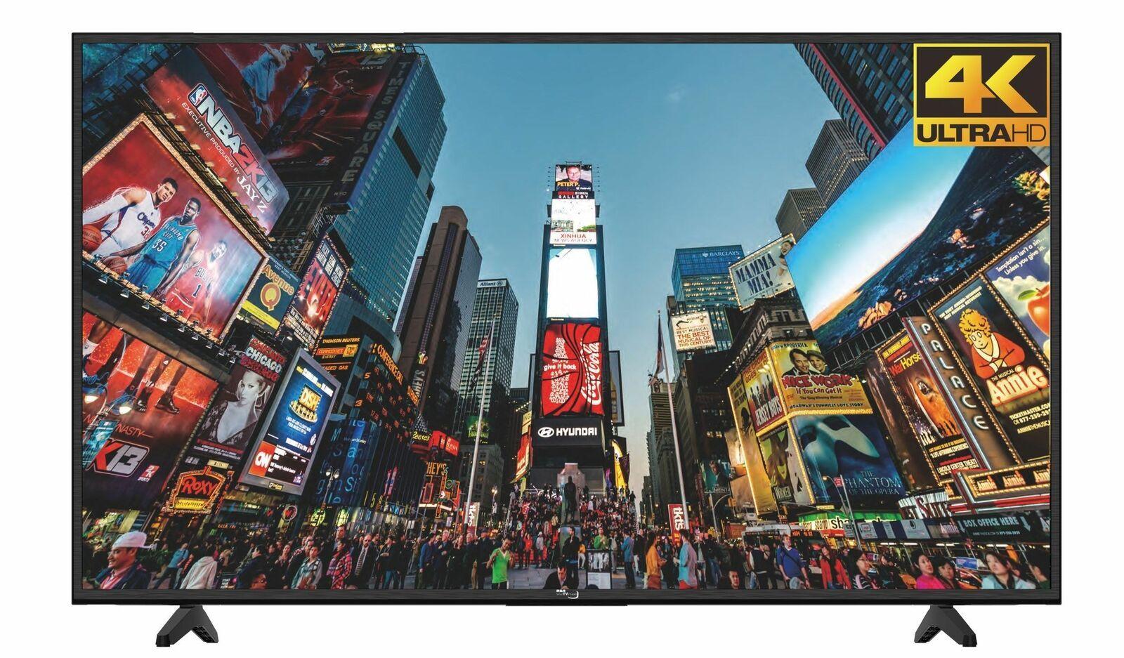 "RCA VIRTUOSO 55"" Class 4K Ultra HD (2160P) Smart LED TV (RNSMU5536)"