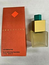 REALITIES BY LIZ CLAIBORNE EDT 3.4 OZ / 100 ML SPRAY WOMEN ORIGINAL CLASSIC - $89.99