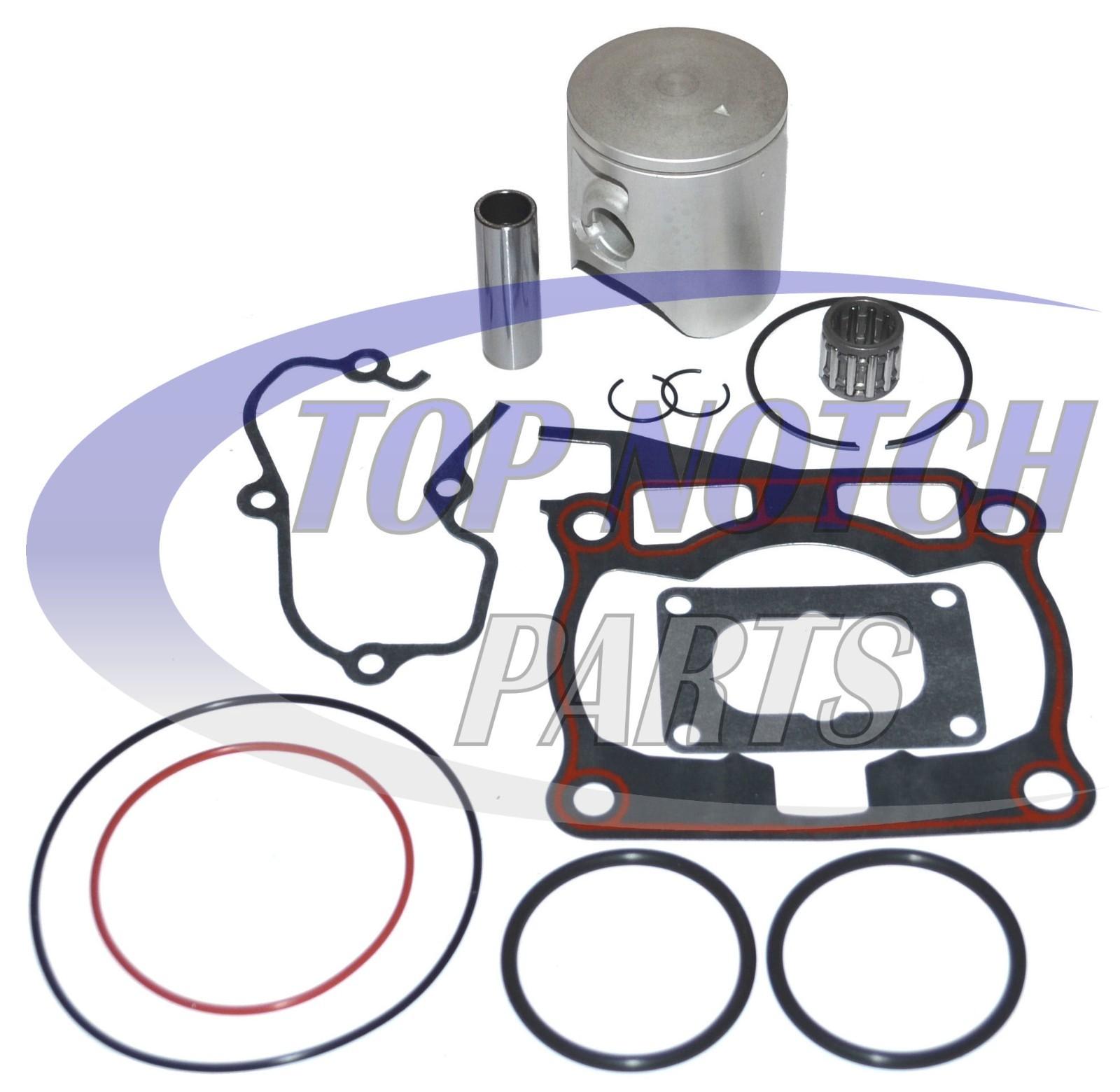Yamaha Bear Tracker 250 Piston Rings Gasket Spark Plug Kit Set 1999-2004 99-04