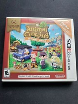 Animal Crossing amiibo compatible Nintendo Selects 3DS Tested - No Manual - $18.69