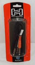 Hosa Technology STP202 Insert Cable Labeled Leads Audio 2M image 1