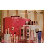 Estee Lauder nudes & glam cool blockbuster holiday makeup gift set 2019 - $129.88