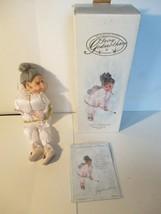 "Jacqueline Kent's Fairy Godmothers April's Diamond ""Innocence Doll #3451... - $15.83"