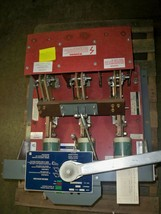 BLO32200 Sq D Bolt-Loc 2000A 3p 240V Red Back Base Switch Used E-OK - $4,950.00
