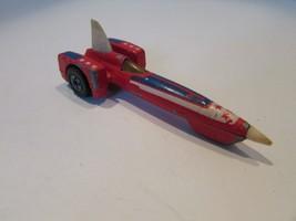 Diecast Mattel 1979 Hot Wheels Evil Knievel Red Rocket Car H2C - $4.19