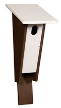 PETERSON BLUEBIRD HOUSE 100% Recycled Poly Bird... - $70.09 - $74.77