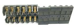 LOT OF 6 COOPER BUSSMANN 2808 FUSE HOLDERS 30A, 600V, 2-POLE image 4