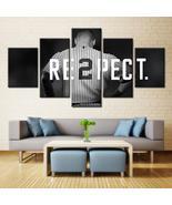 New York Yankees Derek Jeter Wall Art Oil Painting Poster Print Decor Fr... - $40.00+