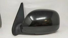 2001-2007 Toyota Sequoia Driver Left Side View Power Door Mirror Black 57913 - $279.35