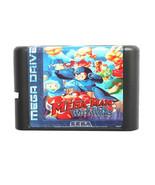 Mega Man The Wily Wars Sega Megadrive Genesis - $15.00