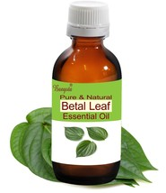 Betel Leaf Piper Betle Pure Natural Essential Oil 5ml to 500ml by Bangota - $23.34+