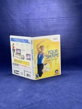 Your Shape: Featuring Jenny McCarthy (Nintendo Wii, 2009) Free Shipping! - $6.35